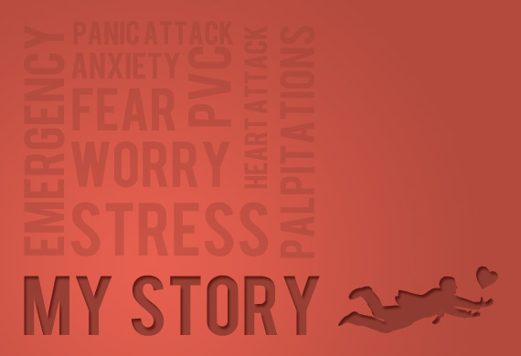 My Story of Anxiety, Stress, and Heart Palpitations