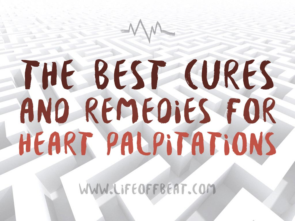 Natural Cures for Heart Palpitations