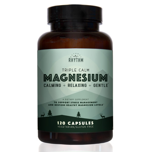 Magnesium Helps Stop Heart Palpitations