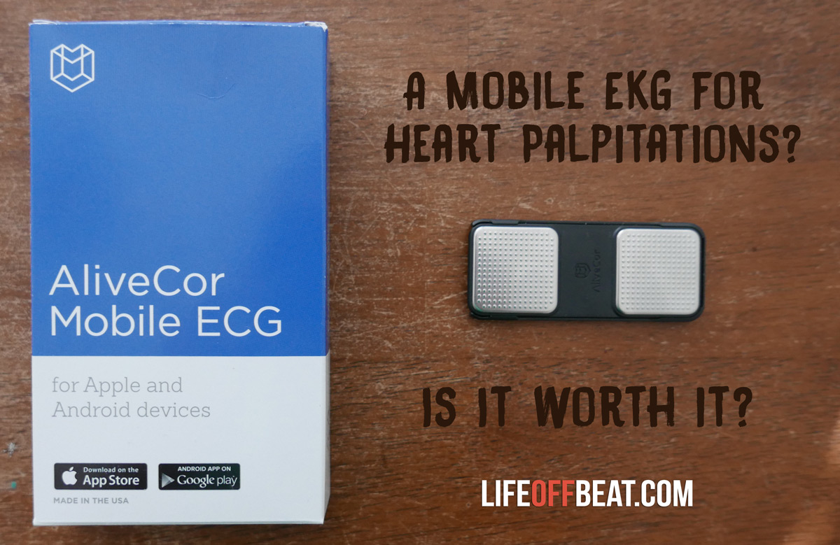 AliveCor Mobile EKG ECG - Is it worth it?