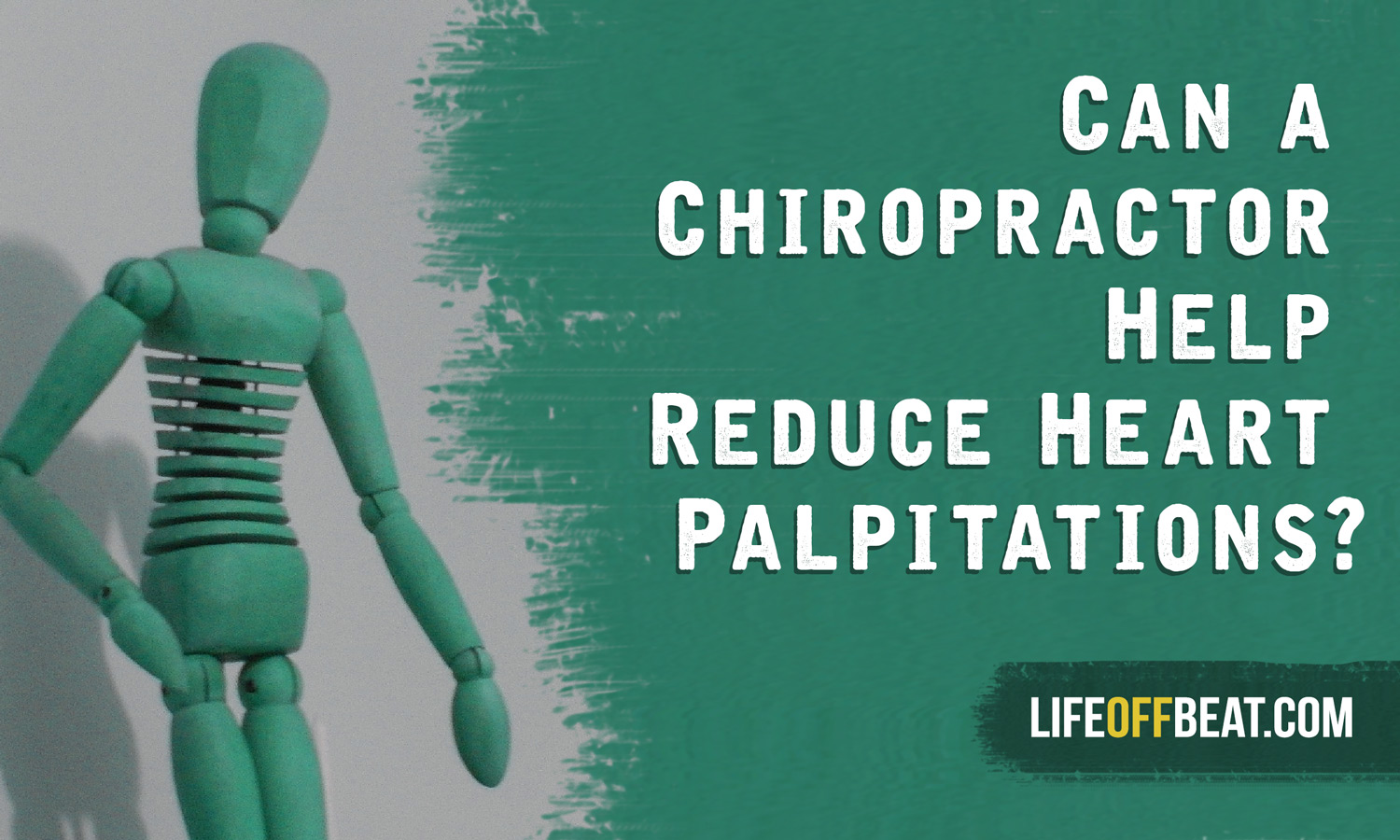 Heart Palpitations Cured by Chiropractor